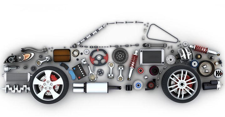 Together with your Best Auto Parts For The Vehicle