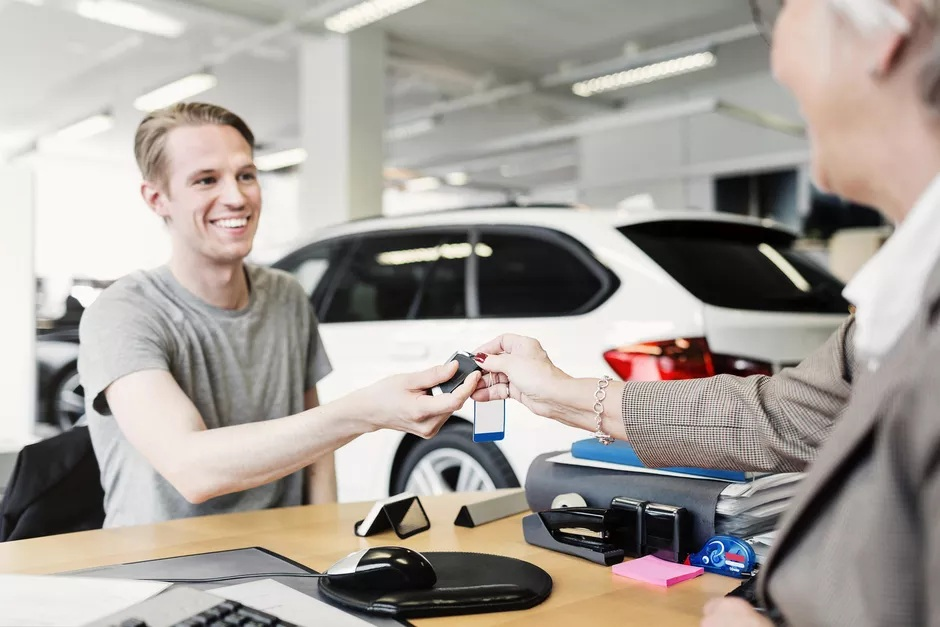 Assessing a Used Car Before Buying It
