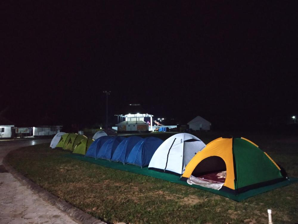 Bekal Beach Camp Beckons Tourists