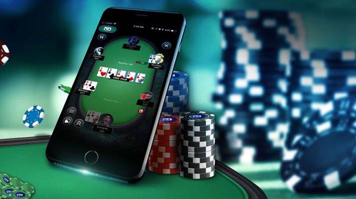 How one can get into online poker?