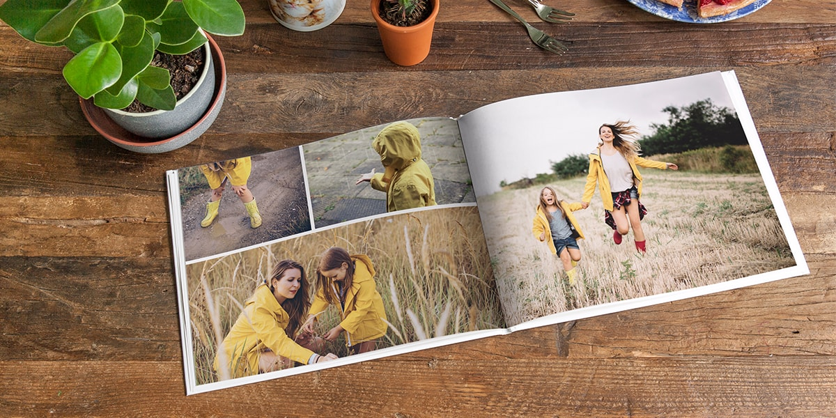 6 Simple Tips to Give Your Photobook a Professional Look